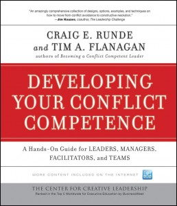 Developing Your Conflict Competence cover
