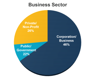 Business Sector Pie Chart