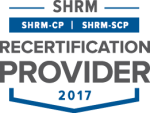 SHRM 2017 Recertification Provider