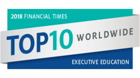 2018 Financial Times Executive Education Survey Top 10